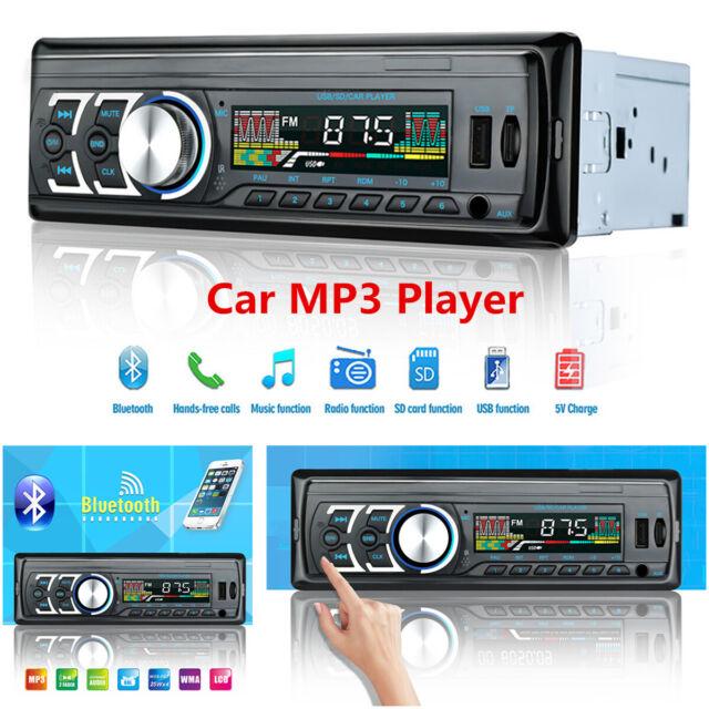 Sony MEX-N5300BT Car Stereo Single Din Radio with Bluetooth USB//AUX CD Player