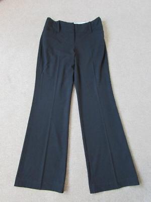 New Ladies Navy Plus Size Smart Work Trousers Tailored UK 18 Leg 31 SC100