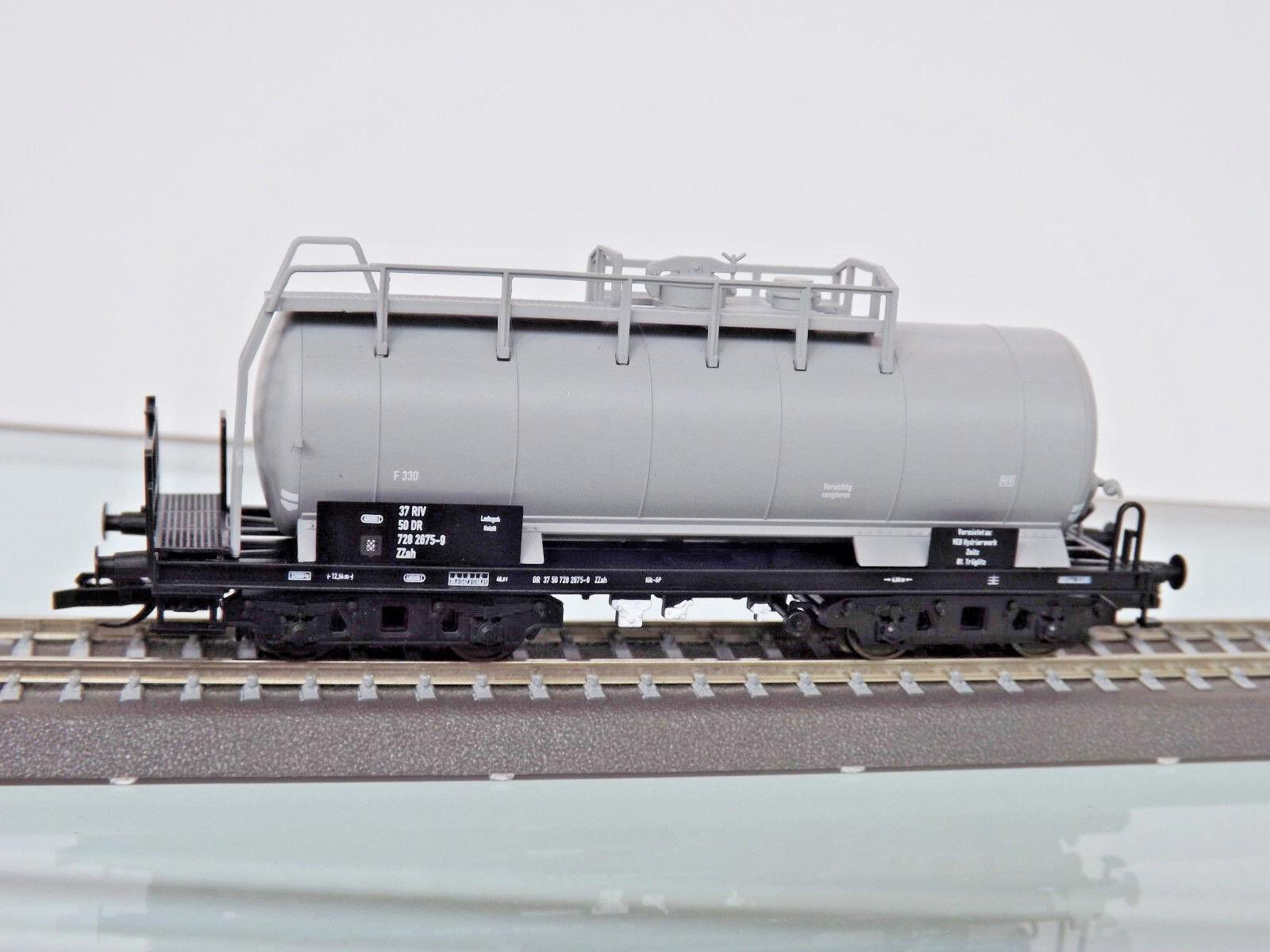 Tillig 01792-2 - Tt - Wagon-Citernes   VEB Hydrogénante Zeitz   Dr, Epoque IV -