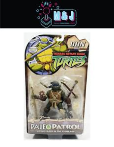 TMNT- Donatello Paleo Patrol Figurine *Rare*  (Aussie Seller)