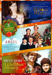 silent nightthe angel of pennsylvania avenuea christmas memory dvd 2013