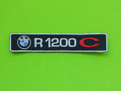 BMW TOPPA  PATCH STEMMA RICAMATO TERMOADESIVO DIAM15 CM