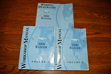 2005 Ford Ranger Oem Wiring Diagrams Manual For Sale Online Ebay