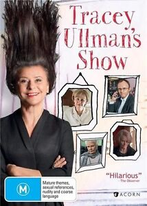 Tracy-Ullman-039-s-Show-Series-1-DVD-2017-Brand-New-Sealed-Region-4