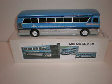 1/43 BUS MCI-5C KLM Continental Airport bus /1960's