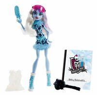 Monster High Art Class Abbey Bominable Doll Bdf13