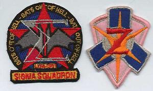 Babylon-5-Squadron-Patch-Set-Sigma-amp-Zeta-Squadrons-Iron-On
