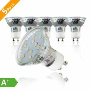 GU10 MR16 LED Strahler Birne 3W 4W 6W 8W 9W Warmweiß Kaltweiß Leuchtmittel Lampe