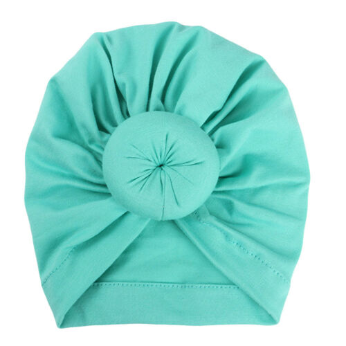 Fashion Toddler Baby Kids Boy Girl Cotton Turban India Hat Lovely Soft Hat CA