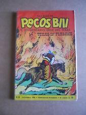 Gli Albi di Pecos Bill n°13 1960 edizioni Fasani  [G402]