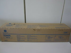 Original Toner Konica Minolta TN-710  Bizhub 600 / 601 / 750 / 751 NEU 02XF