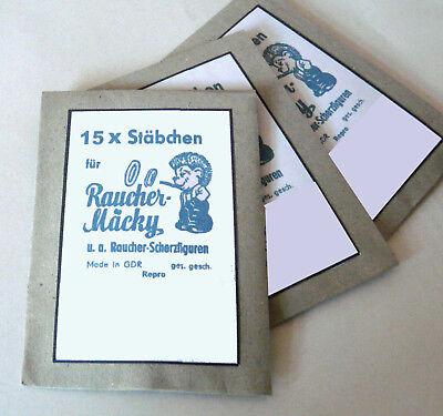 15er Packung Zigaretten f/ür R/äuchermecki