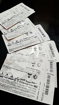Ticket San Marino Saint Marin Belgique Belgie Belgium 06//09//2019 Euro 2020