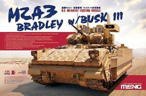 Meng-Model-1-35-SS-004-U-S-Infantry-Fighting-Vehicle-M2A3-Bradley-w-BUSK-III
