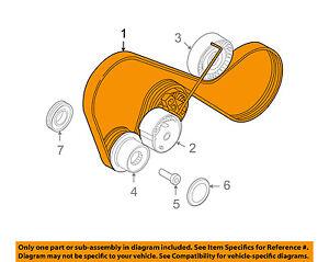 image is loading land-rover-oem-08-12-lr2-serpentine-drive-