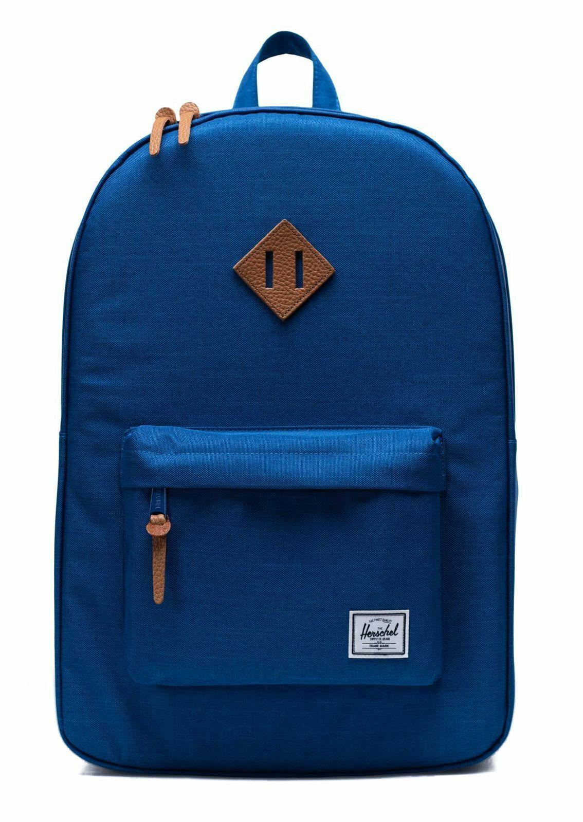 Herschel Heritage Backpack Monaco blu Crosshach