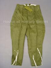 Heer Afrikakorps/Südfront Breecheshose, Reithose, grünlicher Fischgrätstof, 4322