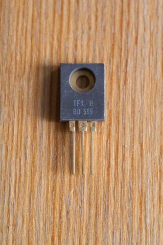 Telefunken BD599 NOS getestet Transistor