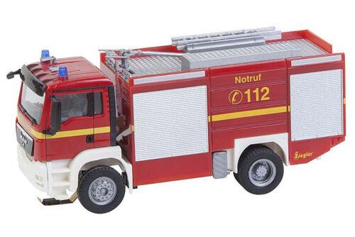Faller 161599 H0 Car System LKW MAN TGS TLF Feuerwehr Herpa