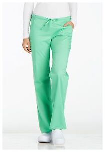 43f8331244e Image is loading Cherokee-Scrubs-Low-Rise-Drawstring-Pant-1066-SPCT-