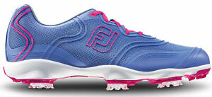 FootJoy-Aspire-Golf-Shoes-Womens-Ladies-98896-Periwinkle-Blue-Pick-Size