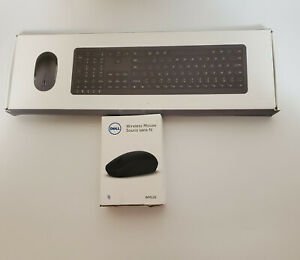 Seenda-Wireless-Keyboard-and-Dell-Mouse-Combo-Seenda-Silver-and-White