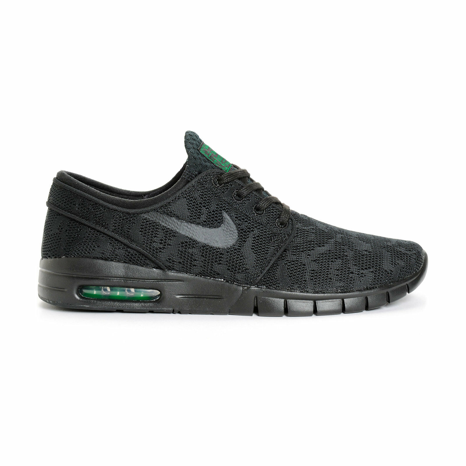 Nike STEFAN Green JANOSKI MAX Black Black-Pine Green STEFAN 631303-003 (352) Men's Shoes b7acb2