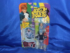 "Austin Powers Mini Me Ultra-""Cool"" Action Fig Sealed Voice McFarlane Toys 1999"