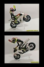 1:12 Stand Wheelie Valentino Rossi Simoncelli Stoner Marquez 2009 to minichamps