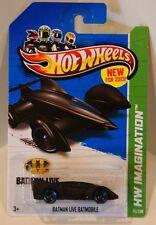 Hot Wheels 2013 HW Imagination Batman Live Batmobile New Model