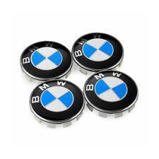 XCBW 4Pcs 60mm Car Wheel Center Hub Cap Emblem Badge Sticker Center Cap for M-aserati President Quattroporte Levante Ghibli