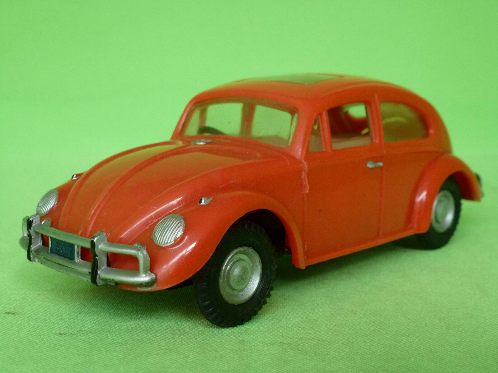 compra nuovo economico CH CH CH 607 VW VOLKSWAGEN rosso - MECHANISM -  RARE SELTEN IN EXCELLENT CONDITION  in vendita online