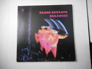 BLACK SABBATH  RECORD LP-Paranoia