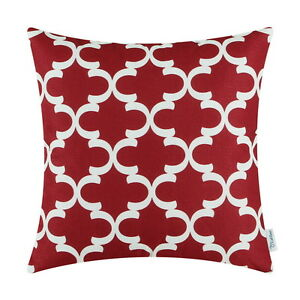 CaliTime-Cushion-Cover-Pillows-Shell-Home-Car-Decor-Quatrefoil-Geometric-18-034-20-034
