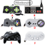 Classic-Pro-Gamepad-SNES-NES-USB-Controller-For-PC-Mac-amp-Wii-Wii-U thumbnail 1