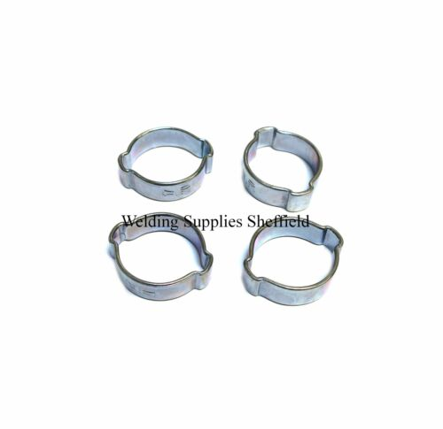 Nuts /& Tails Gas Fittings O Crimps Co2 Stem Nut and Washer