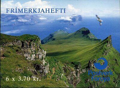 Seemöwen 423834 Dänemark Färöer Mh 4** Vögel Bequemes GefüHl