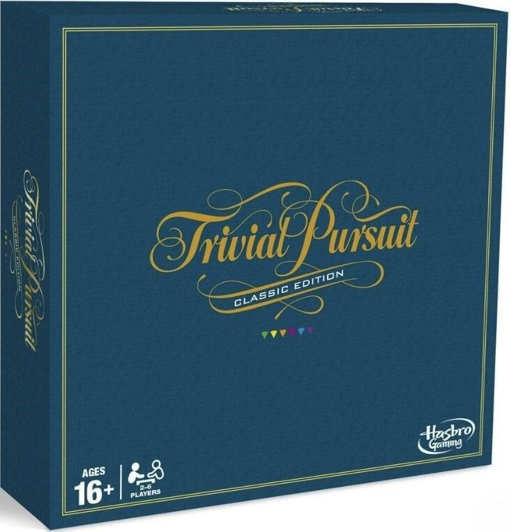 Trivial Pursuit - 2017 Classic Edtion