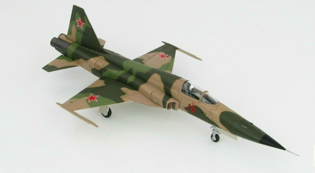 HOBBYMASTER 1 72 Northrop F-5E TigerII FED 10 Soviet Air Force 1970 S