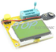 LCR-T3 Transistor Tester Diode Triode Capacitance ESR Meter MOS PNP NPN LCR X7J1