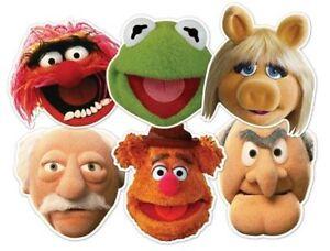 Star-Cutouts-SMP60-KermitAnimalMiss-PiggyFozzyStadtlerWaldorf-Muppets-Party