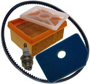 DPC6400 air filter fuel filter Service Kit Fits MAKITA DPC6200 spark plug