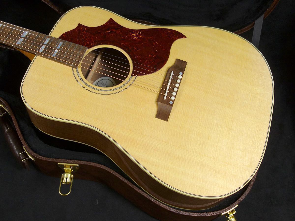 Gibson Hummingbird Studio 2019 Antique Natural rare beutiful JAPAN EMS F S