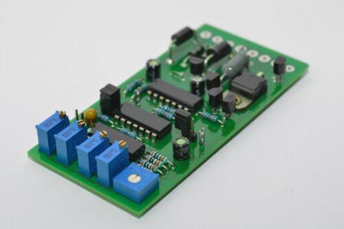 Elektronischer Proportinalverstärker von Hawe Hydraulik Typ EV 1 M2-12//24