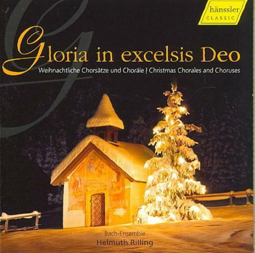 GLORIA IN EXCELSIS DEO: CHRISTMAS CHORALES & CHORUSES NEW CD | eBay
