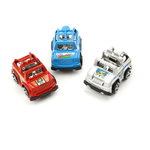 Baby Kids Mini Pull Back Model Car Toys Vehicle Children Educational Toy FF