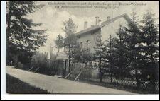 AK ~1925 Kinder-Heim Ski-Heim Jugendherberge Amtshauptmannschaft STOLLBERG Erzg.