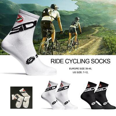 Unisex MTB Fahrrad Radfahren Reiten Atmungsaktive Radfahren Socken Schuhe