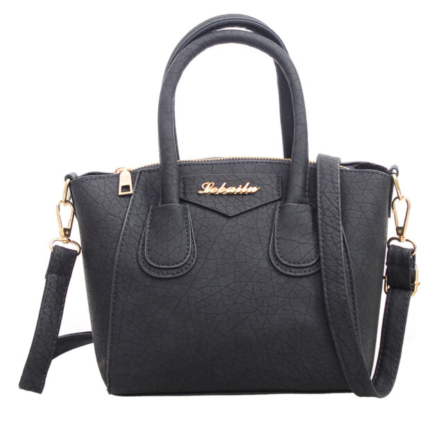 Fashion Women Leather Satchel Handbag Shoulder Bag Tote Messenger Crossbody Bags