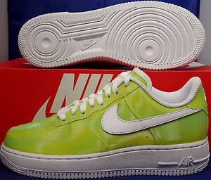 magasin en ligne 54e0f ad553 Détails sur Femmes Nike Air Force 1 Basses Premium Id All-Star Couleur  Change Taille 7.5